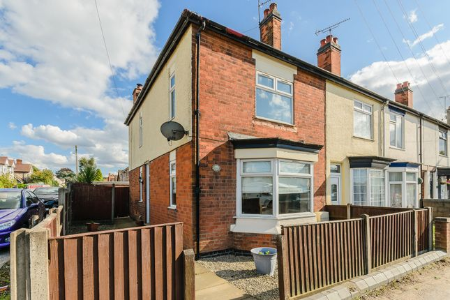 3 bed end terrace house for sale in Coventry Road, Hinckley