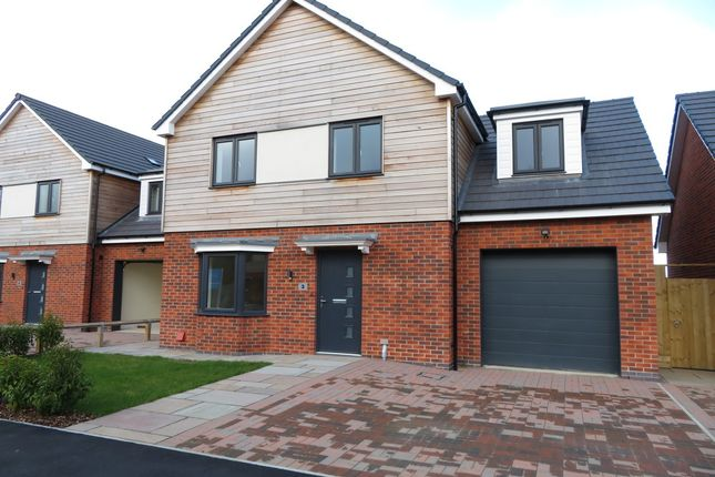 Thumbnail Detached house for sale in St Marys Way, Kingsland, Leominster, Herefordshire
