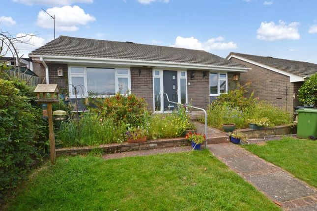 Thumbnail Detached bungalow for sale in Sycamore Close, Heavitree, Exeter, Devon