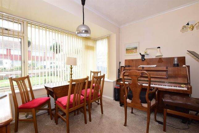 Thumbnail Detached house for sale in Ophir Road, Worthing, West Sussex