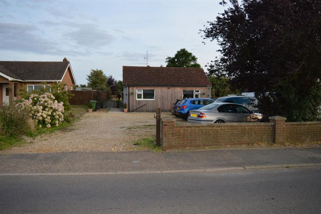 Thumbnail Detached bungalow for sale in Grimston Road, South Wootton, King's Lynn