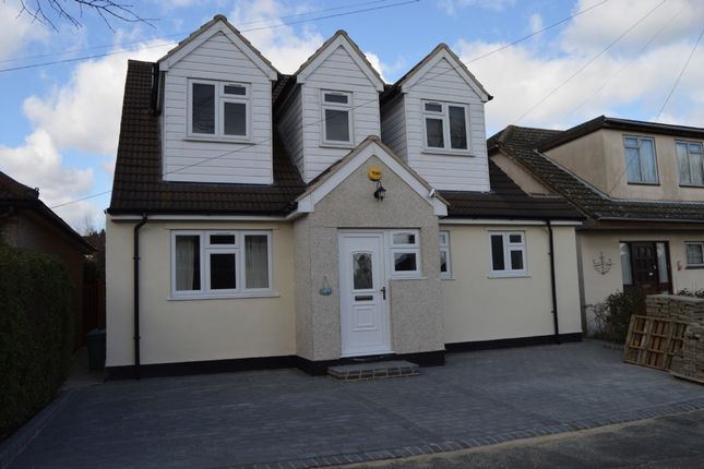 Detached house for sale in Greenway, Harold Wood, Romford