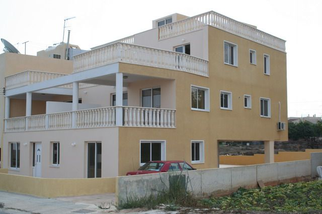 Thumbnail Apartment for sale in Deryneia, Famagusta, Cyprus