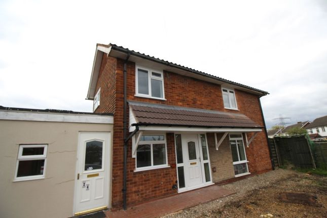Thumbnail Detached house for sale in Lyndale Drive, Wednesfield, Wolverhampton