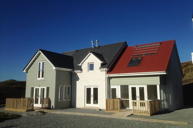 Thumbnail Detached house for sale in Carbost Fiscavaig, Isle Of Skye