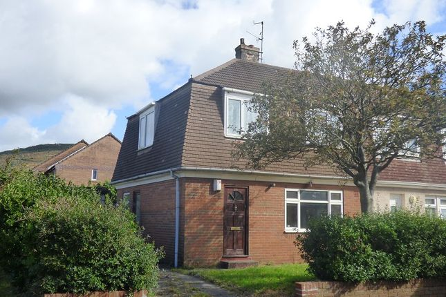 Thumbnail Semi-detached house to rent in Morrison Road, Sandfields, Port Talbot.
