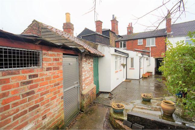 Thumbnail Terraced house for sale in Willingham Road, Market Rasen