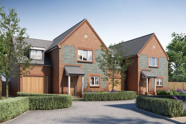 Thumbnail Detached house for sale in Maddoxwood, Lavant Road, Chichester, West Sussex