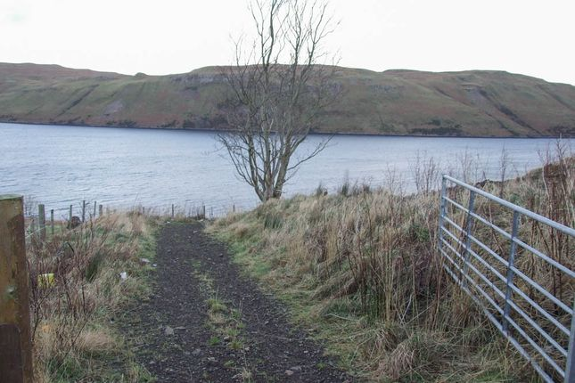Thumbnail Land for sale in Plot 8 Carbostmore, Carbost Isle Of Skye, Carbost Isle Of Skye