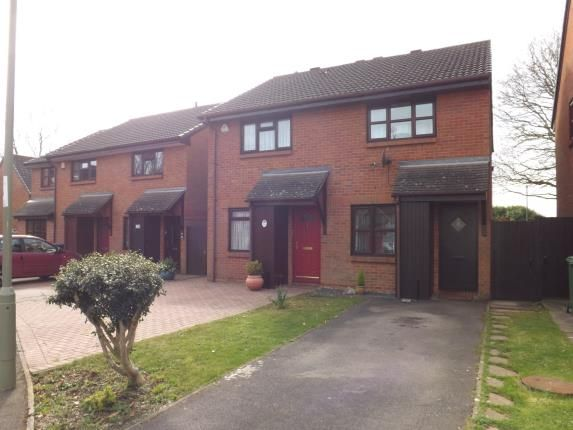 Thumbnail Semi-detached house for sale in Locks Heath, Southampton, Hampshire