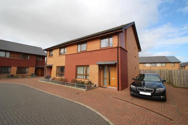 Thumbnail Semi-detached house for sale in Old Caley Road, Irvine, North Ayrshire