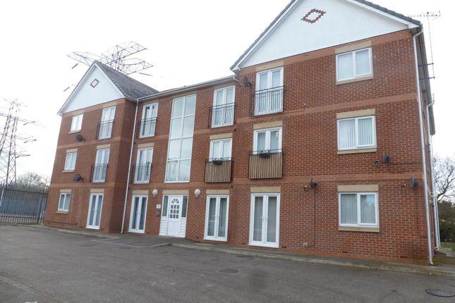 Thumbnail Flat to rent in Christleton Close, Prenton