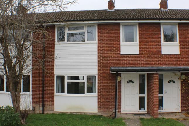 Thumbnail Terraced house to rent in Plumbe Court, Wantage