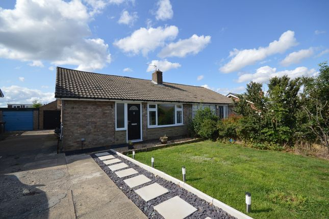Thumbnail Semi-detached bungalow to rent in Oakland Drive, Netherton, Wakefield