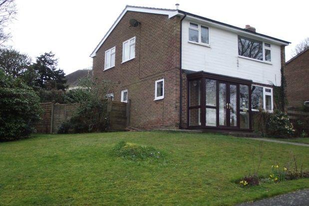 Thumbnail Detached house to rent in Saxonbury Close, Crowborough