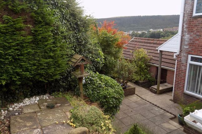 Thumbnail Semi-detached house for sale in Whitehorse Court, Cwmtillery, Abertillery