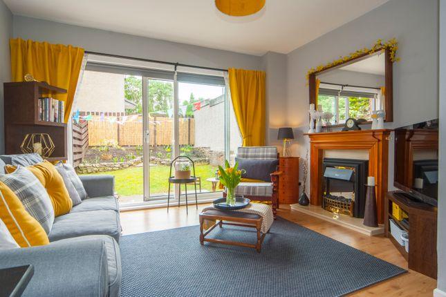 Thumbnail End terrace house for sale in Rowan Crescent, Falkirk