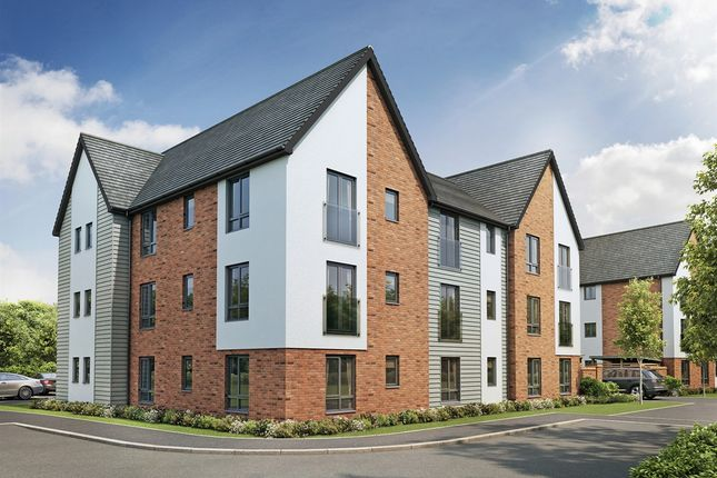 "1 bedroom flat for sale in ""The Holly"" at Shipley Mews, Hampton Gardens, Peterborough"