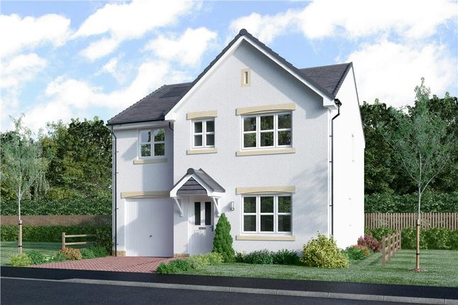 "Thumbnail Detached house for sale in ""Haig"" at Dochart Grove, Glasgow"