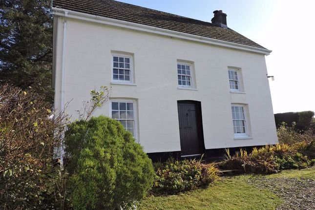 Thumbnail Detached house for sale in Login, Whitland, Carmarthenshire