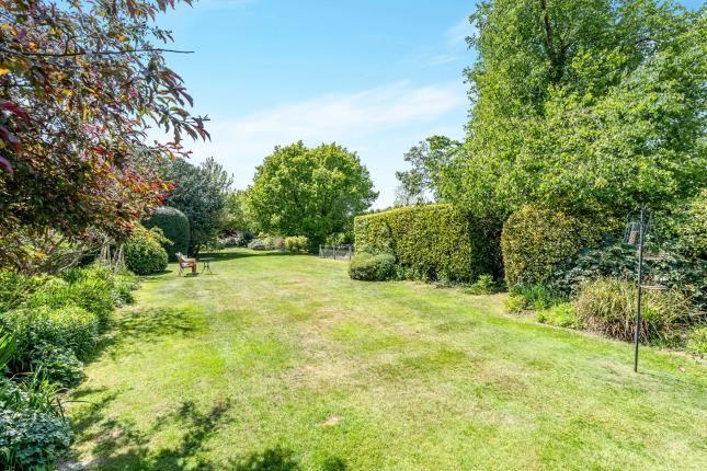 Rear Garden of Minsted, Midhurst, West Sussex, . GU29