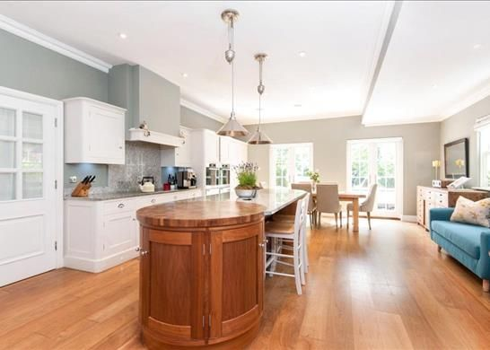 Modern Kitchen of Palace Road, East Molesey, Surrey KT8