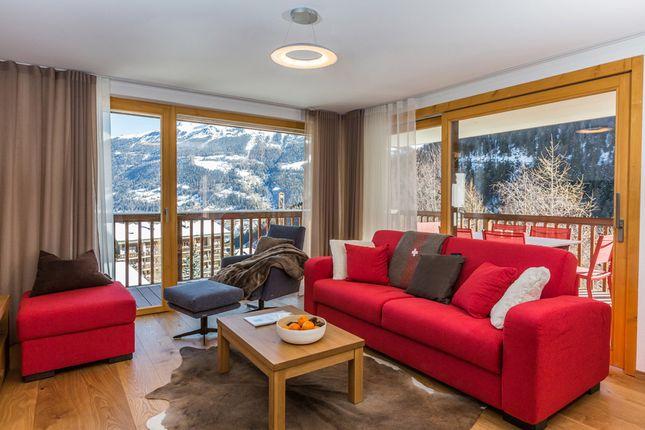 Thumbnail Apartment for sale in Route Des Rahas, Grimentz, Valais, Switzerland