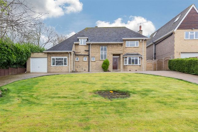 Thumbnail Detached house for sale in Lyndhurst Road, Brincliffe, Sheffield