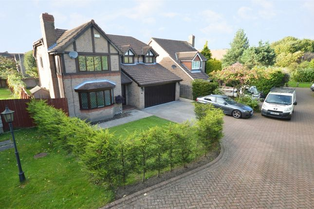 Thumbnail Detached house to rent in Wike Ridge Avenue, Alwoodley, Leeds, West Yorkshire