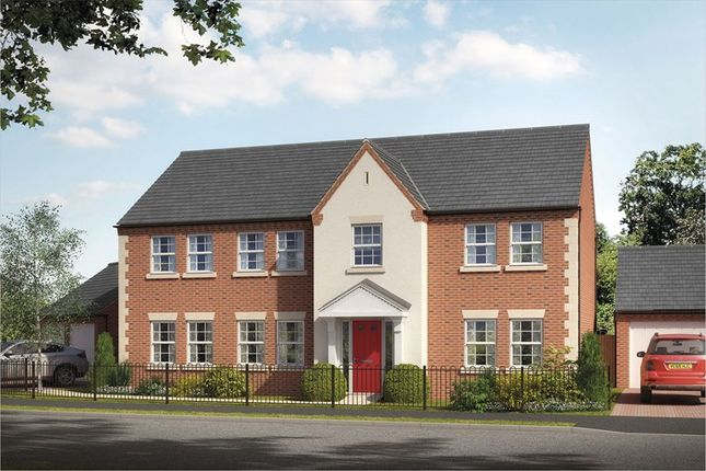 Thumbnail Detached house for sale in Harbury Lane, Warwick, Warwickshire