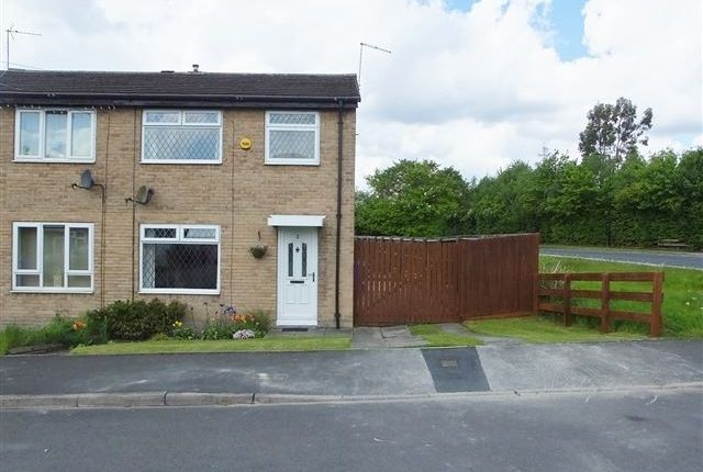 3 bed semi-detached house for sale in Miller Croft, Sheffield