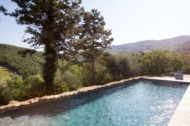 Borgo Ospicchio, Racchiusole, Perugia, Swimming Pool And View
