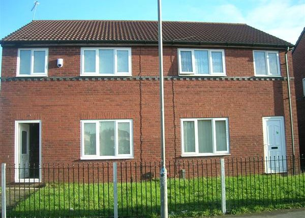Thumbnail Semi-detached house for sale in Brindley Road, Kirkby, Liverpool
