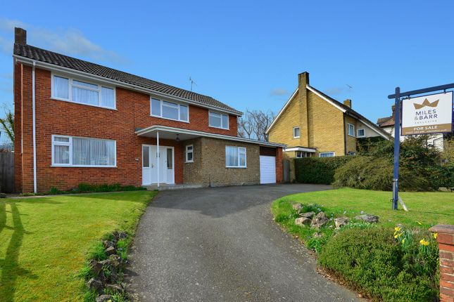 Thumbnail Property for sale in Old Dover Road, Canterbury