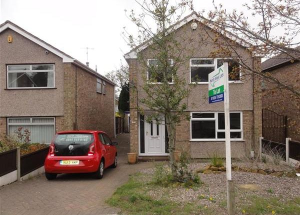 Thumbnail Detached house to rent in Lea Close, Prenton