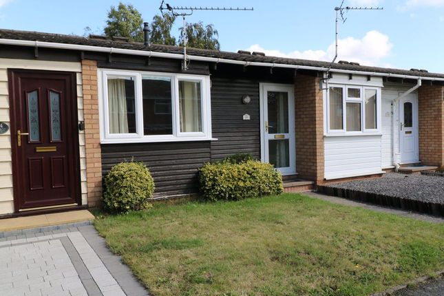 1 bed bungalow to rent in Chepstow Walk, Hereford HR4