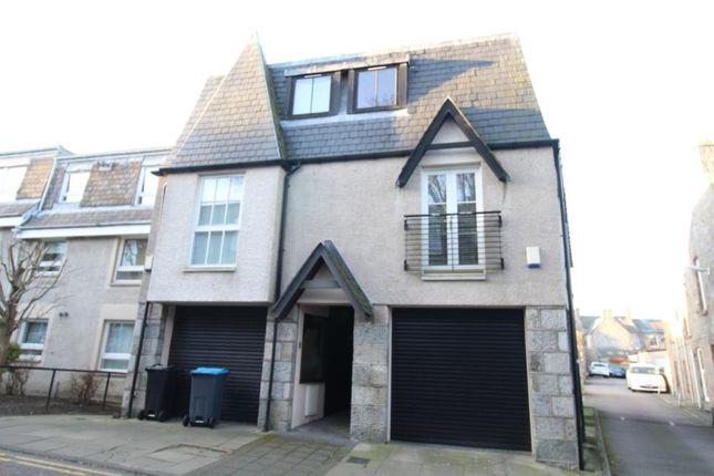 Ext − Thomson St of Thomson Street, Aberdeen AB25