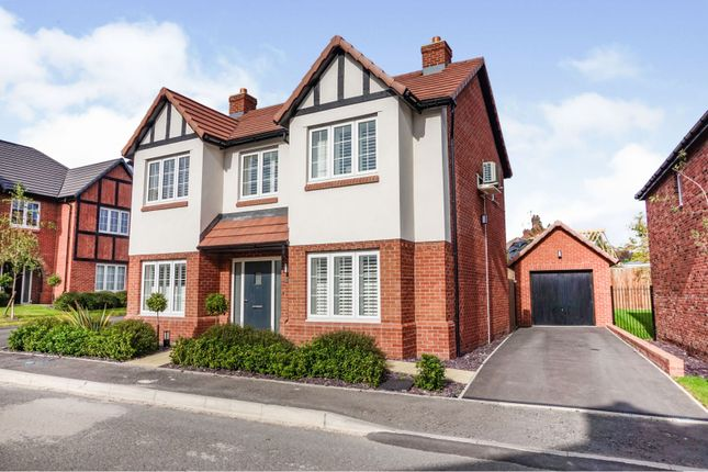 Thumbnail Detached house for sale in Badger Vale, Wollaton