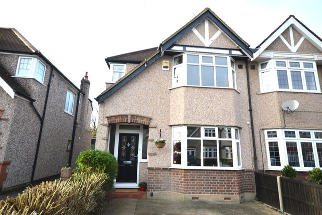 Thumbnail Semi-detached house for sale in Rydal Gardens, Whitton, Hounslow