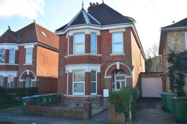 Thumbnail Flat to rent in Southampton, Swaythling, Southampton, Hampshire
