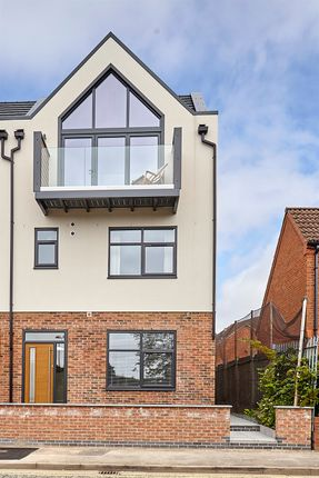 Thumbnail Terraced house for sale in Maritime Court, Manor House Street, Hull