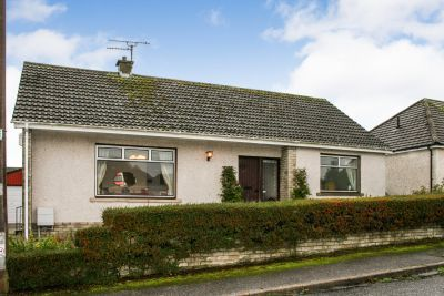 Thumbnail Bungalow for sale in 4 Gilloch Drive, Dumfries