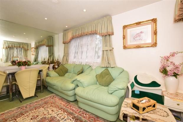 Thumbnail Terraced house for sale in Kirkham Road, East Ham