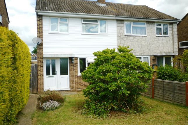 Thumbnail Property to rent in Chandlers Way, Hertford