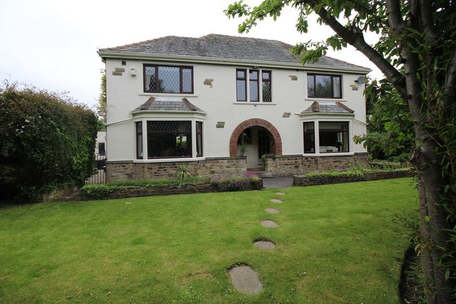 Thumbnail Detached house for sale in Greencliffe Avenue, Baildon, Shipley