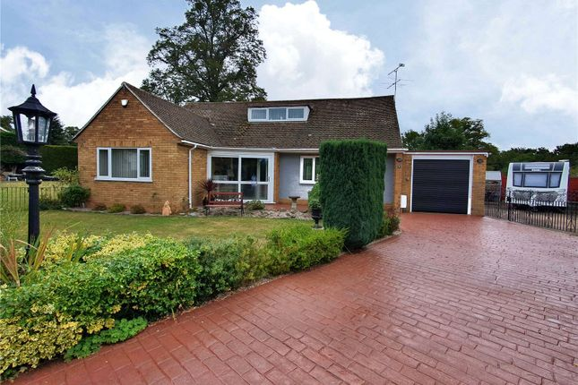 Thumbnail Bungalow for sale in Bower Hill Drive, Stourport-On-Severn