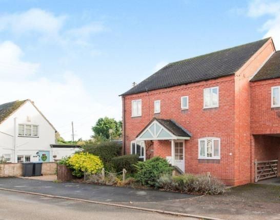 2 bed semi-detached house for sale in Meadow View, Evesham Road, Salford Priors, Evesham WR11