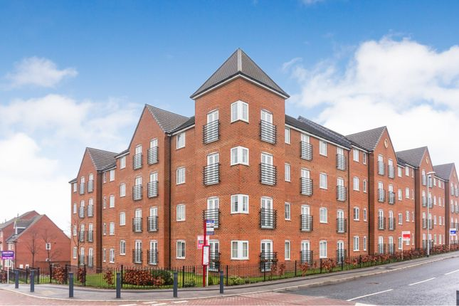 Thumbnail Flat for sale in Fenton Gate, Leeds