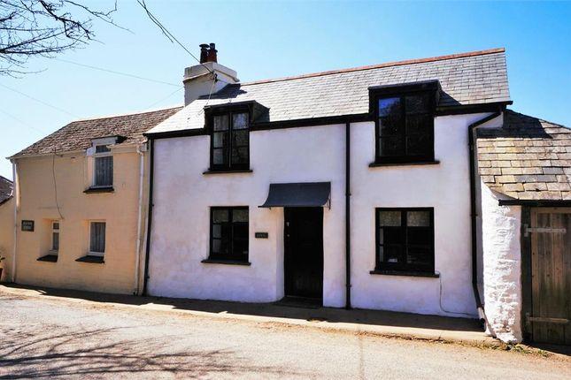 Thumbnail Cottage for sale in Tredinnick, Liskeard