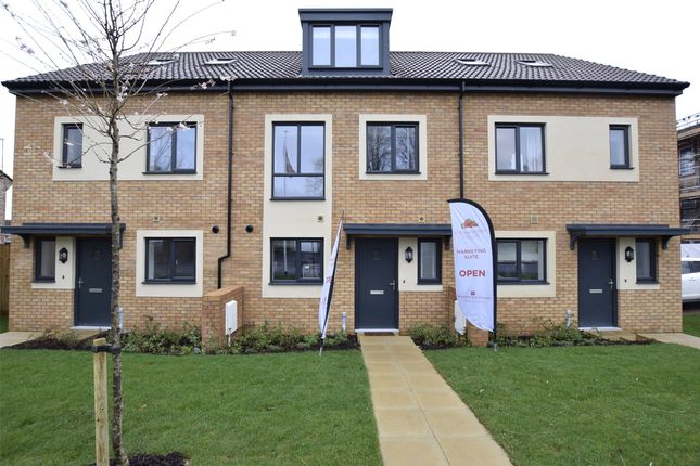 4 bed terraced house for sale in Plot 2 The Aralon, Strawberry Fields, Yatton, Bristol, Somerset BS49